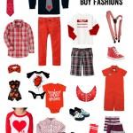 Boy's Valentine Fashion
