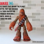 Star Wars: What is a Wookiee