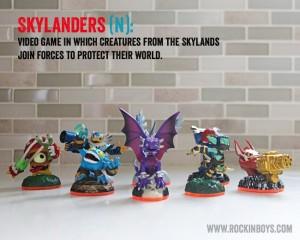 Skylanders: What is Skylanders