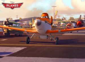 'Disney's Planes' voice cast – meet the characters!