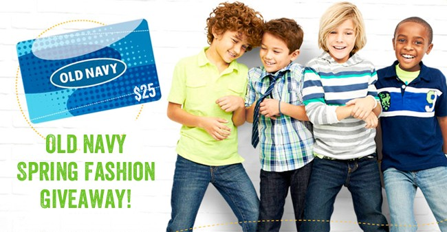 Old Navy Spring Fashion *$25 Giveaway*