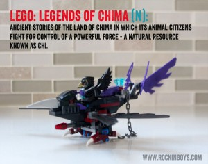 Lego: What is Legends of CHIMA