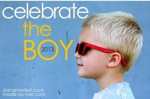 Celebrate the Boy!
