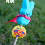 Superhero Peeps | Printable