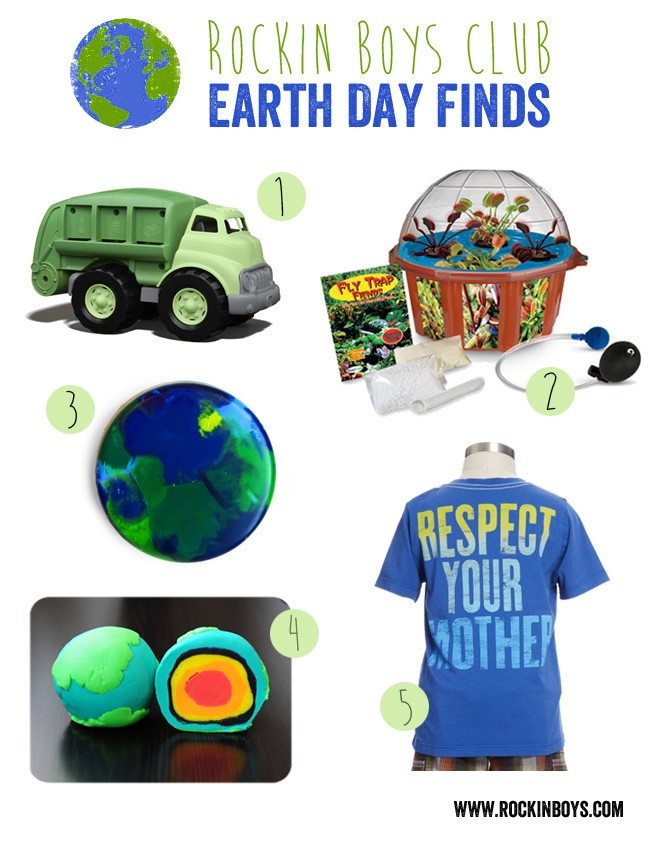 5 Favorite Earth Day finds