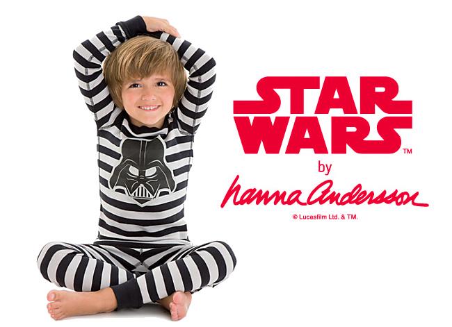 9c58c8a856 Star Wars Pajamas by Hanna Andersson - Rockin Boys Club
