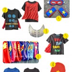 Superhero Fashion is Rad