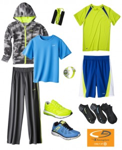 Activewear Your Boys will Love
