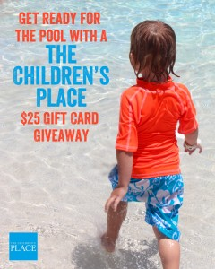 Get Ready for Summer with The Children's Place | Giveaway