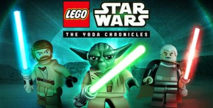 Don't miss The Yoda Chronicles on Cartoon Network!