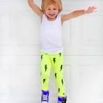 Make your own RAD boy leggings