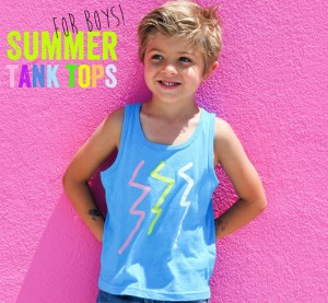 Awesome Summer Tank Tops for boys