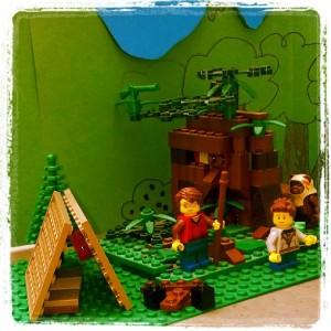 The Rockin' Lego Challenge: Week 2
