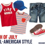 4th of July Boys Fashion