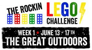 The Rockin' Lego Challenge: Week 1