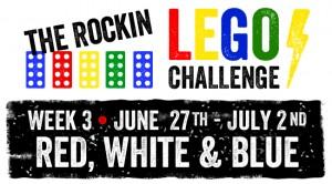 The Rockin' Lego Challenge: Week 3