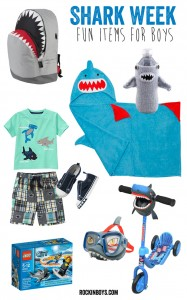 Shark Toys and Clothing for Boys | Shark Week