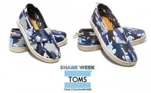 Toms Shoes have gone to the Sharks | Shark Week @toms