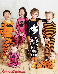 Halloween Pajamas from Hanna Andersson