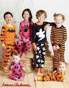 Halloween Pajamas from Hanna Andersson