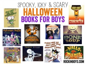 Ten Great Halloween Books for Boys