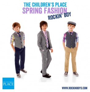 Spring Fashion at The Children's Place 2014