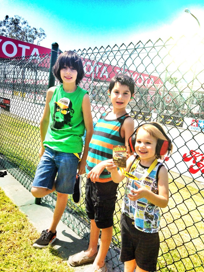 Tips on Taking Kids to Car Races