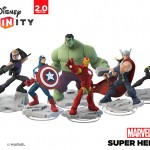 Disney Infinity Announces Marvel Super Heroes
