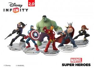 Disney Infinity Announces Marvel Super Heroes