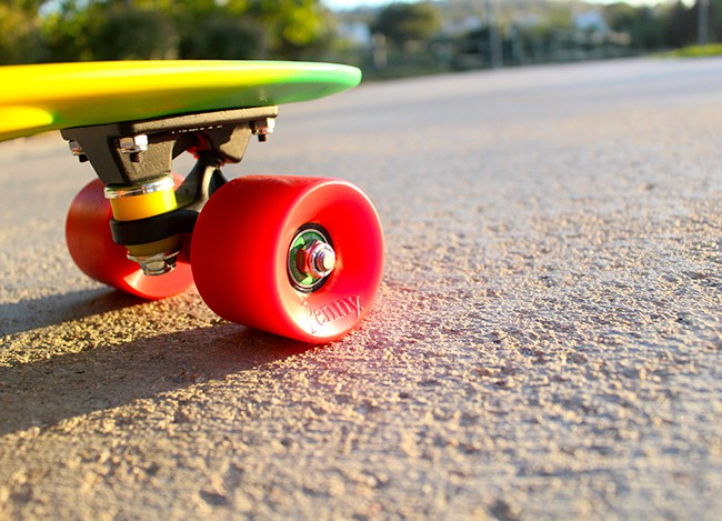 Create Your Own Penny Skateboard