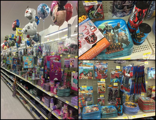 American Greetings Party Supplies at Walmart
