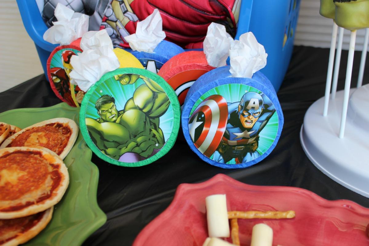 Avengers Mini Pinatas