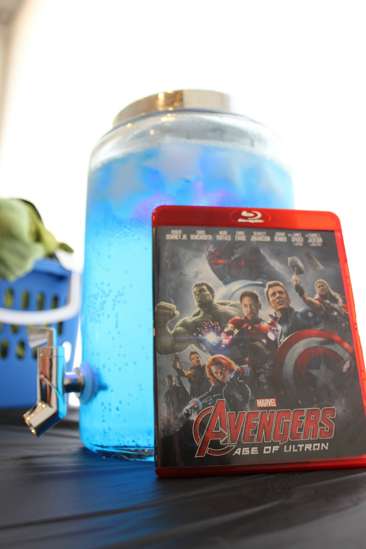 Avengers Movie Party