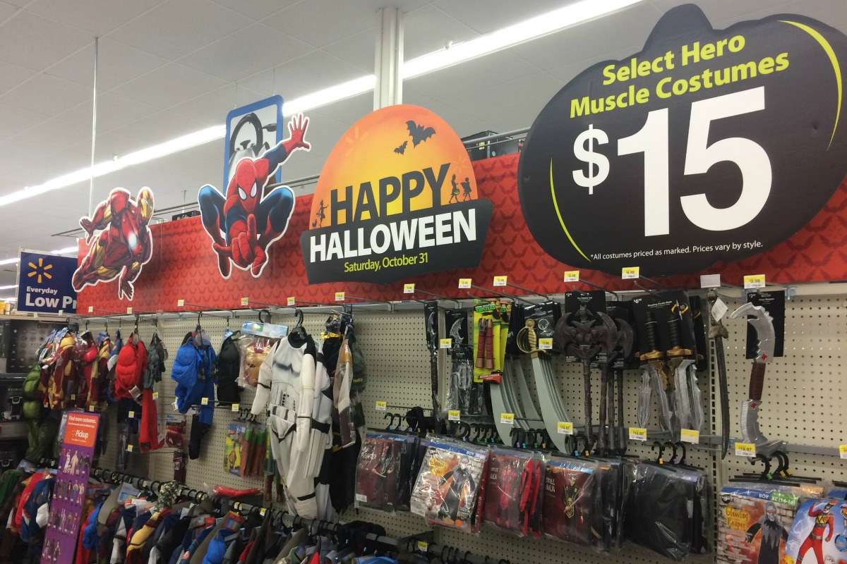 MARVEL Halloween Costumes at Walmart