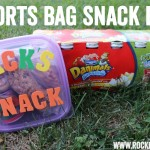 Keep Snacks Intact with a DIY Sports Bag Snack Box