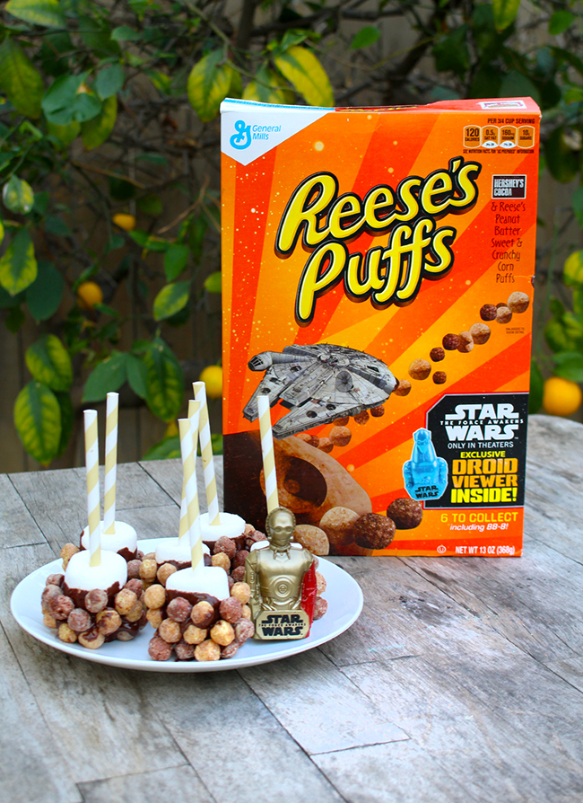 Star Wars Cereal Pops