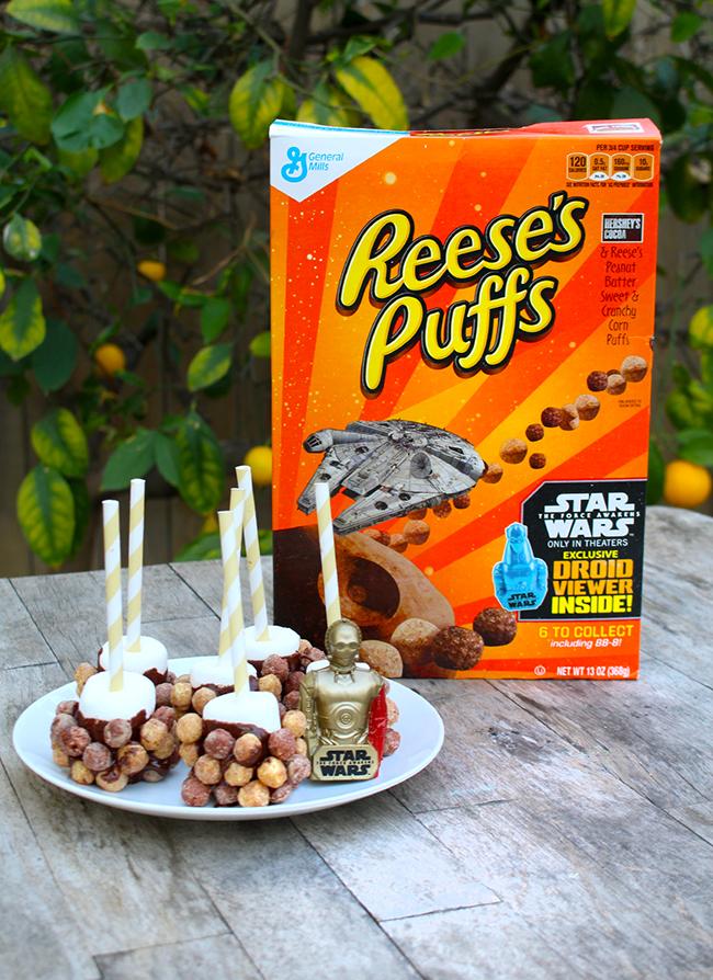 Star Wars Cereal Pops