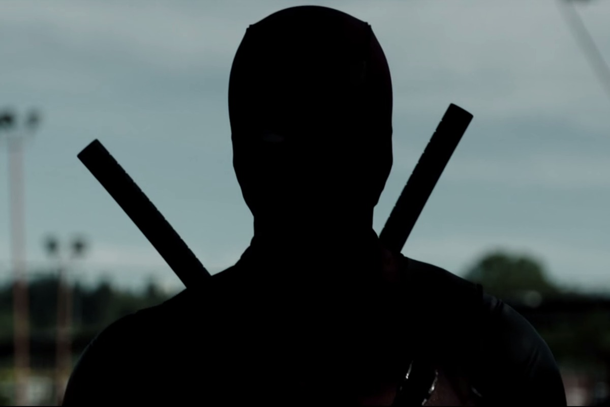 Deadpool Silhouette