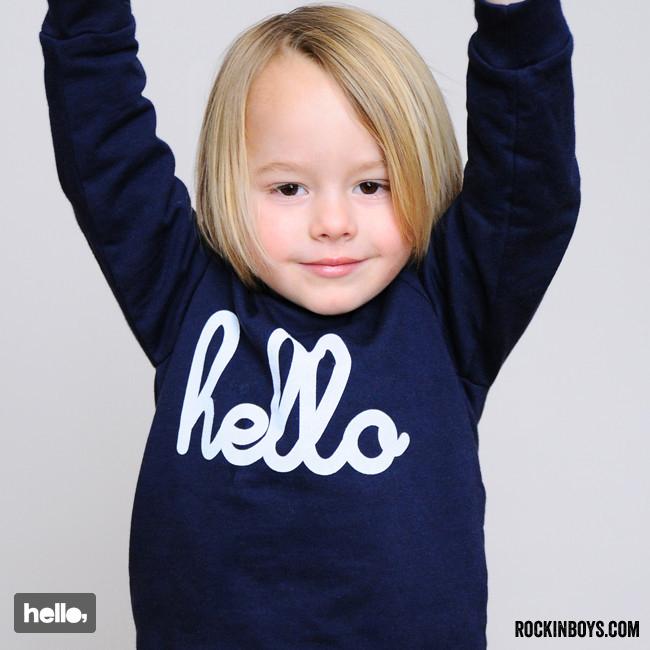 Clothing Brands We Love | Hello Apparel - Rockin' Boys Club