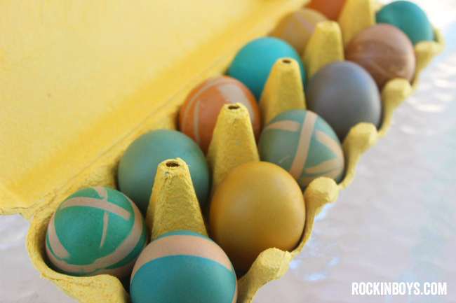 how-to-dye-brown-eggs