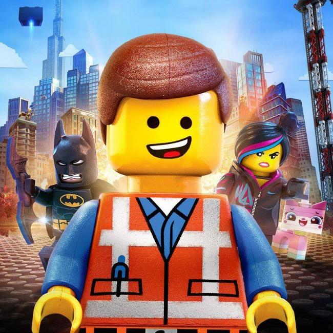 Lego Movie Emmet Rockin Boys Club