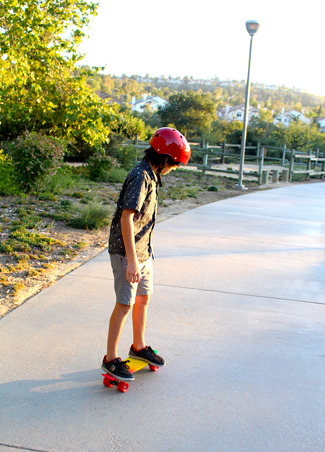 Kids love Penny Skateboards