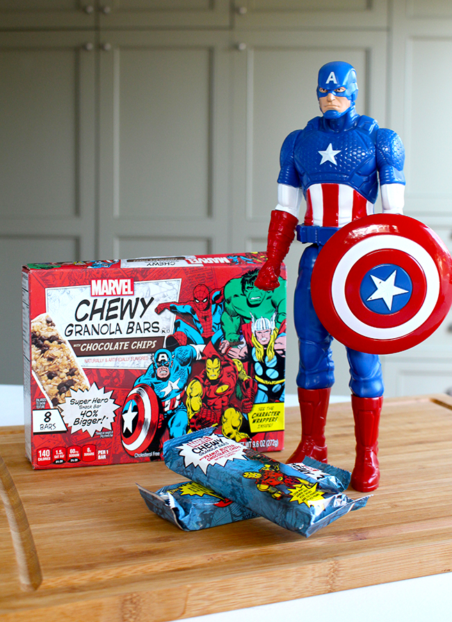 Marvel Snack Ideas