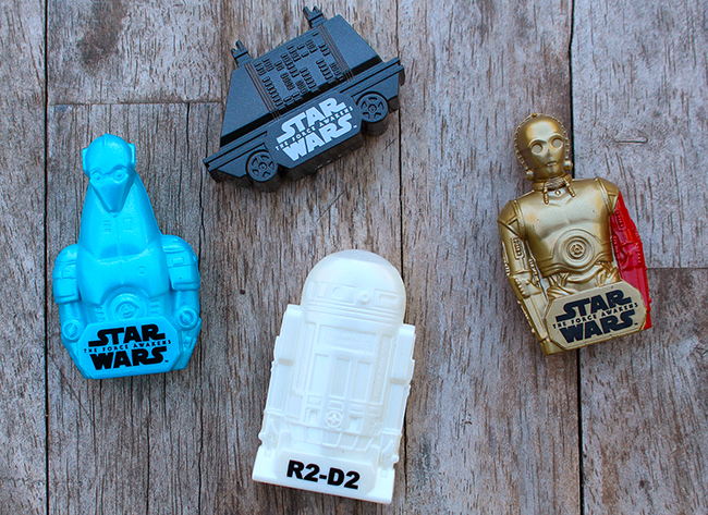 Star Wars Cereal Toys