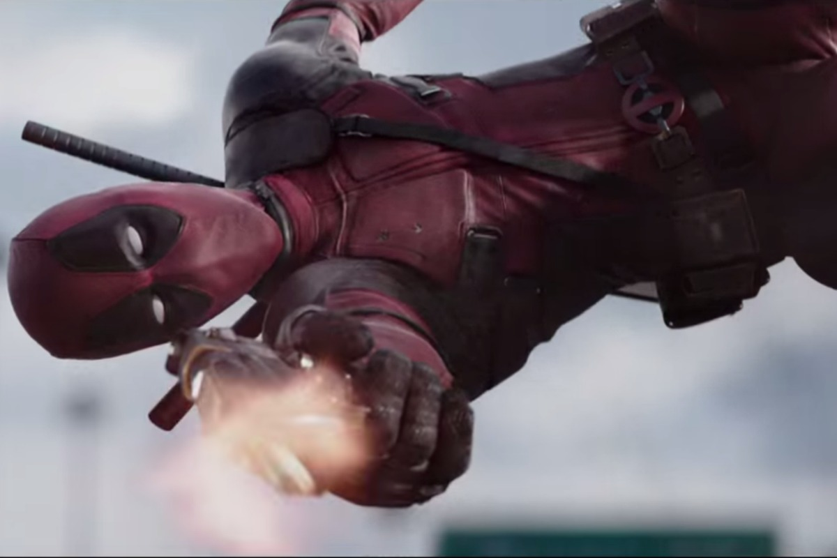 Deadpool Movie Screenshot
